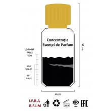 Lorinna Silver Scent, 50 ml, extract de parfum, unisex inspirat din Casamoratti Xerjoff 1888