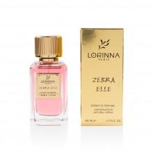 Lorinna Zebra Elle, 50 ml, extract de parfum, de dama inspirat din Rumz Al Rasasi 9325 Pour Elle
