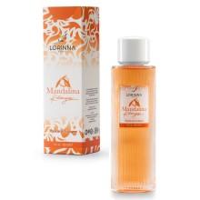 Apa de Colonie Lorinna cu aroma de Mandarina 180 ml Reincarcabil