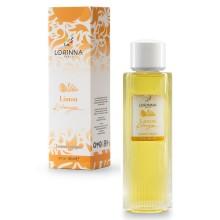 Apa de Colonie Lorinna cu aroma de Lamaie 180 ml Reincarcabil