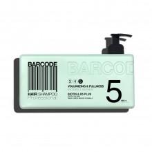 Sampon BarCode 5 Volumizing & Fullness 1000 ml pentru Volum