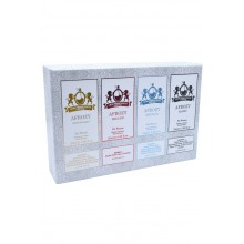 Set Cadou 4 x 25 ml Extract de parfum Lion Francesco Afrozy Line pentru femei