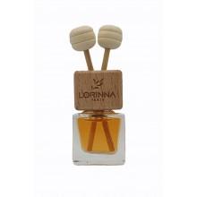 Parfum Odorizant Auto Lorinna difuzare cu betisoare , 8 ml, aroma Guma de Mestecat (Bubble Gum), Reincarcabil
