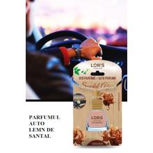 Parfum Odorizant Auto Loris Lemn de Santal 10 ml