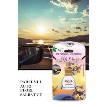 Parfum Odorizant Auto Loris aroma Flori Salbatice 10 ml