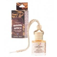 Parfum Odorizant auto Lorinna Paris 10ml Wood Spicy