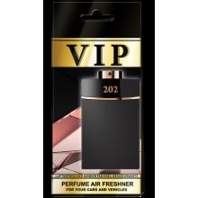 Parfum Odorizant Auto Caribi ViP 202 inspirat din BVLGARI MEN IN BLACK