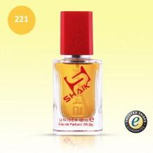 Shaik 221 apa de parfum 50 ml unisex inspirat din Kilian Black Phantom