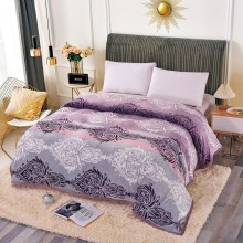 Patura Cocolino cu margine pentru pat dublu 200 x 230 Regal Style
