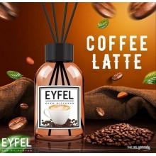 Eyfel parfum de camera 110 ml aroma Cafea cu lapte Odorizant Eyfel Coffe latte